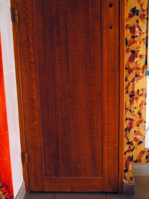 Faux Bois Acajou : faux bois